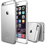 """iPhone 6 Plus Case, Ringke [Slim] Ultra Thin Cover w/ Screen Protector [Snug-Fit] Essential Side to Side Edge Coverage Superior Coating PC Hard Skin for Apple iPhone 6 Plus 5.5"""" (2014) - Crystal"""