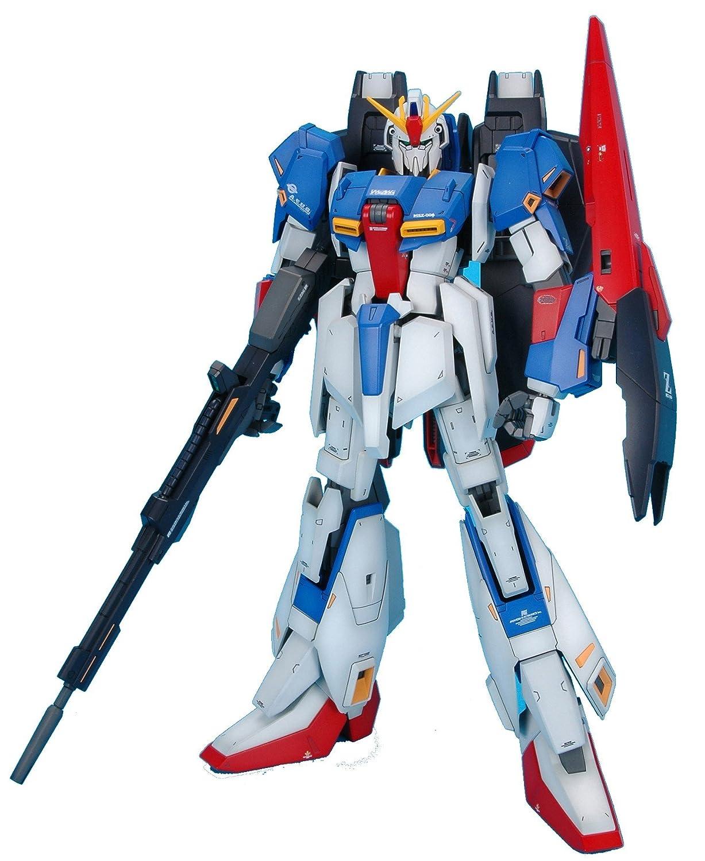 1/100 scale Master Grade MSZ-006 Zeta Gundam Ver2.0