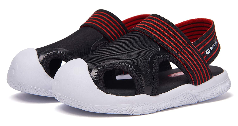 BMCiTYBM Toddler Sandals Boys Girls Beach Athletic Sport Kids Water Shoes
