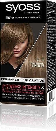 Syoss Color baseline 6-8 - Tinte para el pelo, color rubio ...