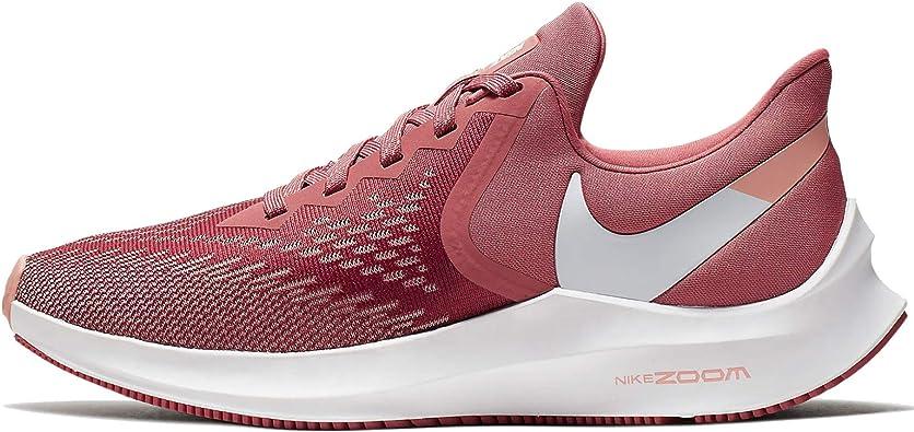 NIKE Air Zoom Winflo 6, Zapatillas de Trail Running para Mujer: Amazon.es: Zapatos y complementos