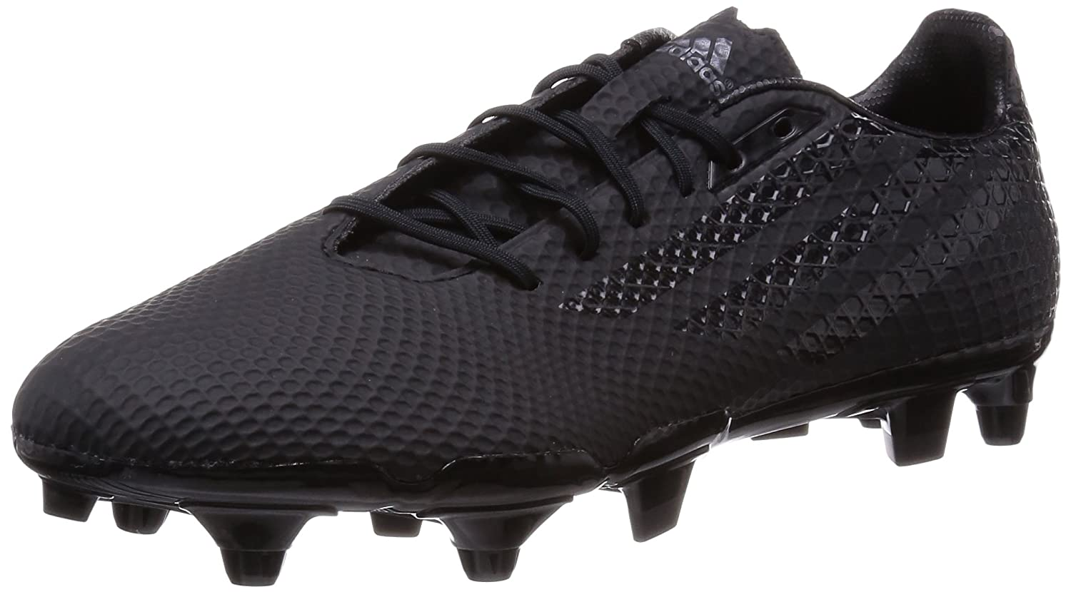 077d18cbff10 adidas AW15 Crazyquick Malice SG Rugby Boots - Black (Black