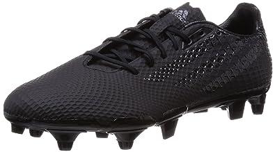 c330dc799cc adidas AW15 Crazyquick Malice SG Rugby Boots - Black (Black