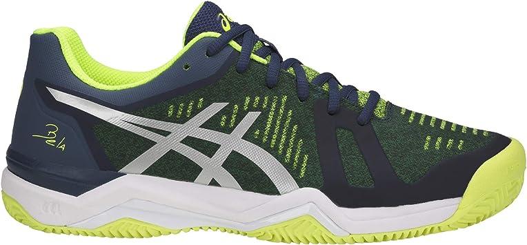 ASICS - Zapatillas de pádel de Hombre Gel-Bela 6 SG: Amazon.es ...