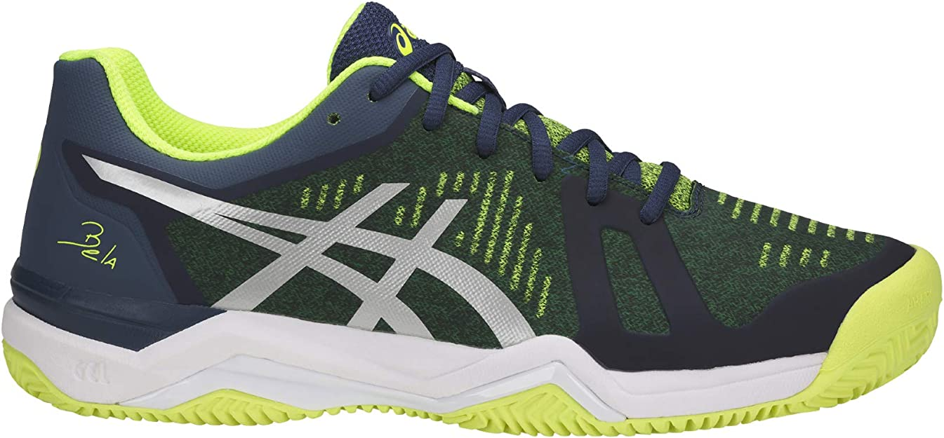Asics Zapatilla de Padel Gel Bela 44.5: Amazon.es: Zapatos y ...