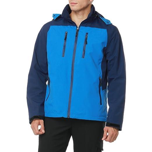 cfc57b00f69 Amazon.com: MOHEEN Men's Waterproof Ski Jacket Fleece Hoodies Winter Rain  Coats - Camping Hiking Snowboarding Mountaineer Travel: Sports & Outdoors