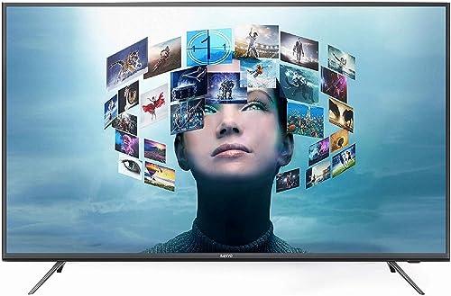 9. Sanyo 107.95 cm 4K UHD IPS LED Smart TV