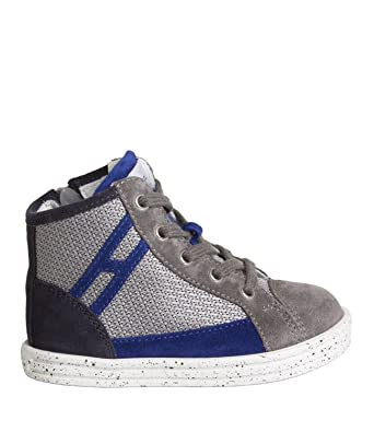 Enfants Hogan R141 Chaussures De Sport - Bleu XbkRlwaIcP
