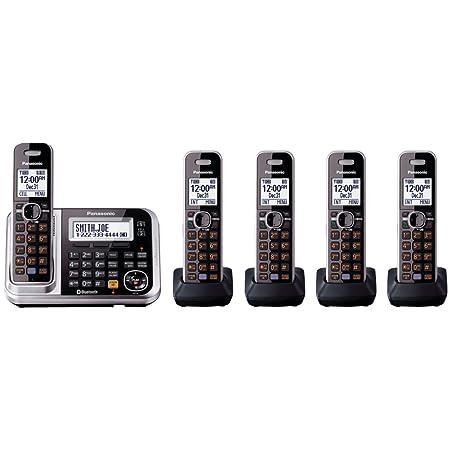 Panasonic-Bluetooth-Cordless-Phone