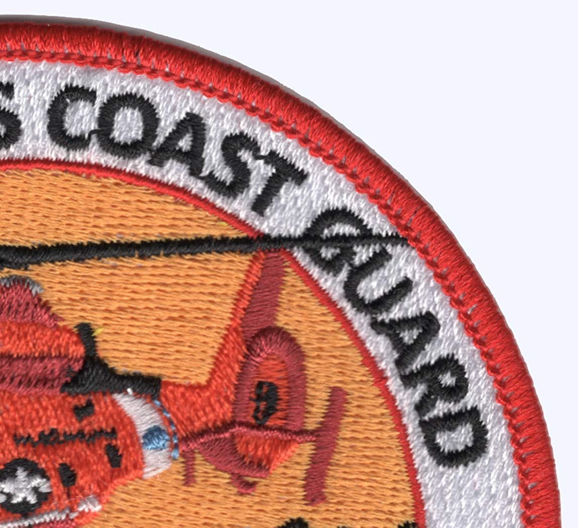 USCG United States Coast Guard Air Station Los Angeles Patch Repro New A486