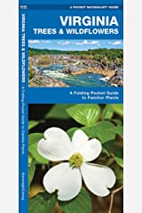 Virginia Trees & Wildflowers: A Folding Pocket Guide to Familiar Plants (Wildlife and Nature Identification) Pamphlet