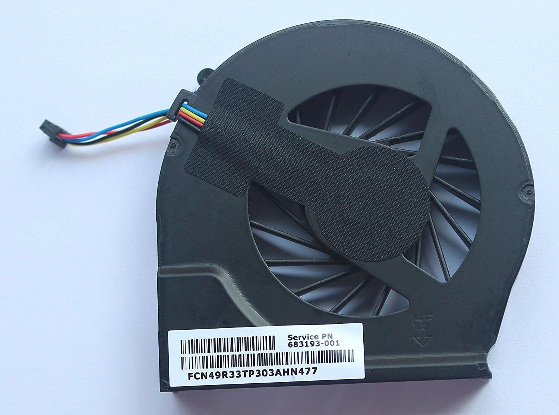 NEW HP g6-2260he g6-2260us g6-2264ca g6-2268ca g6-2269wm g6-2270dx CPU FAN 4 PIN