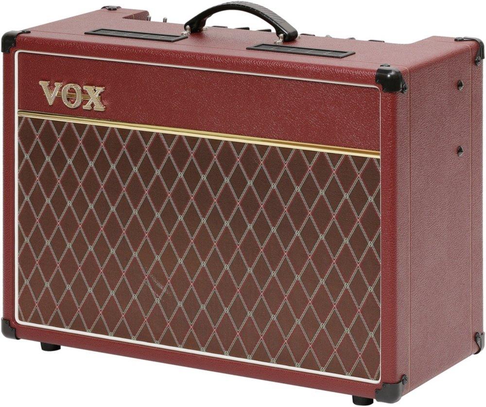 VOX / AC15C1 Limited Edition Maroon Bronco ボックス ギターアンプ   B075LGGTD9
