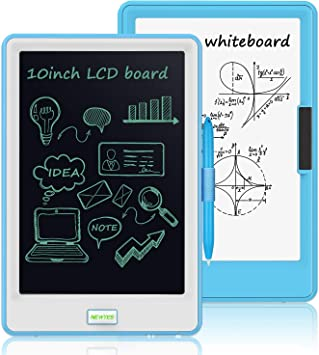 10.5-inch LCD Writing Tablet Supports One-Click Clear /& Local Erase,for Writing Pad /& Memo Board Kids Use Drawing Sketchpad Color : Pink