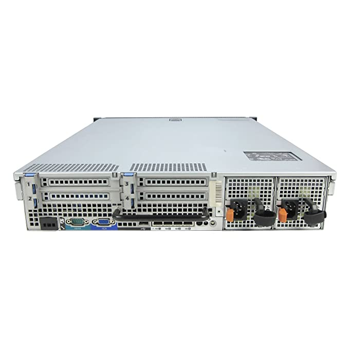 Dell PowerEdge R710 2 x 2 26Ghz E5520 Quad Core 12GB 1x 160GB 2PSU