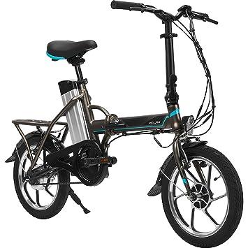 Bicicleta eléctrica E-Bike City-Bike Polar PBK 1601