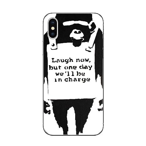 coque banksy iphone x