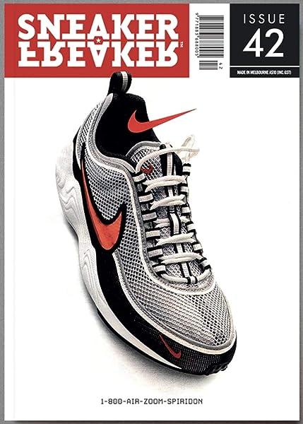Sneaker Freaker Magazine issue 42 2019