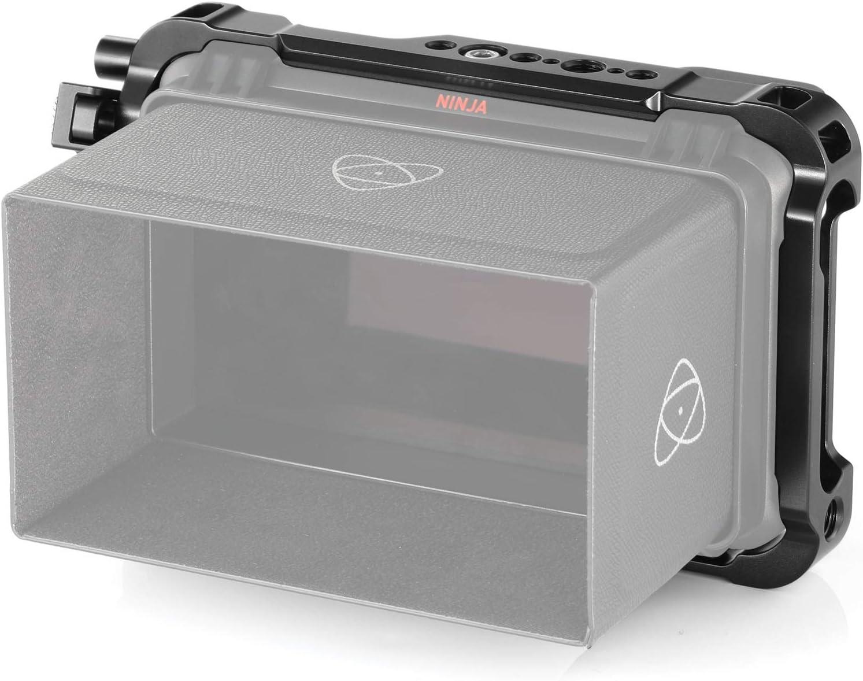 Amazon.com : SMALLRIG Monitor Cage for Atomos Ninja V, Built ...