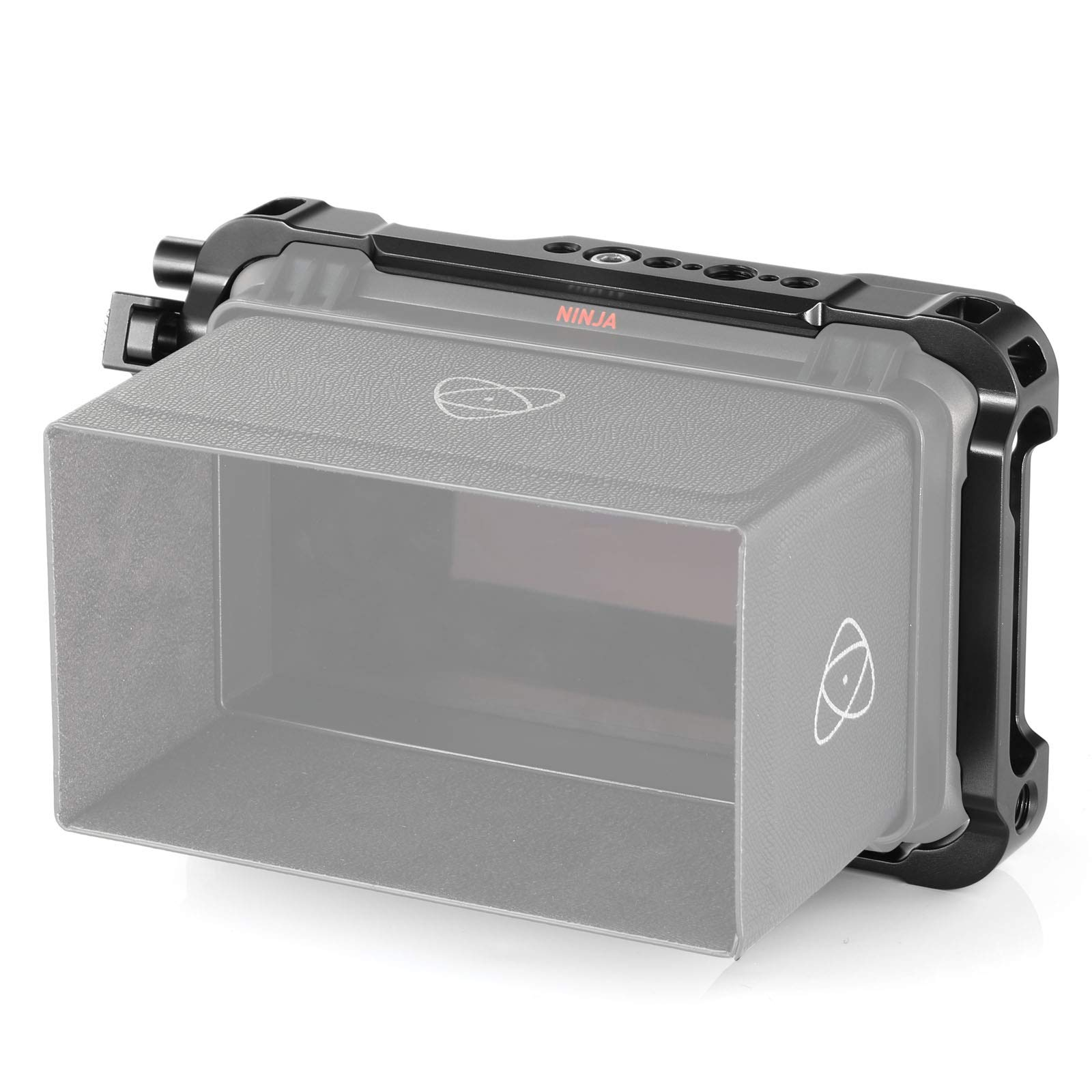 Smallrig 2209 Monitor Cage For Atomos Ninja V,built-in Na..