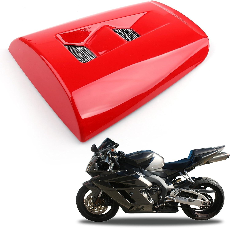 Artudatech Motorrad Soziusabdeckung Sitzkappe Verkleidung Heckabdeckung R/ücksitzbezug Rear Seat Cowl Fairing Tail Cover f/ür HON-DA CBR1000RR CBR 1000 RR 2004-2007
