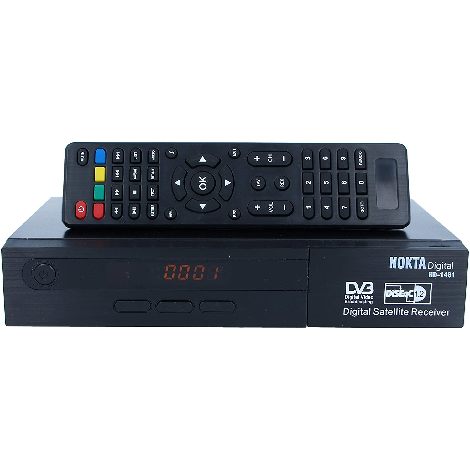 HD Sat Receiver Nokta 1461