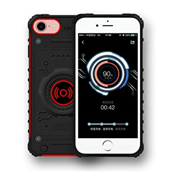 Fey-EU Funda Batería para iPhone 6/6S/7/8 [3100mAh] Funda ...