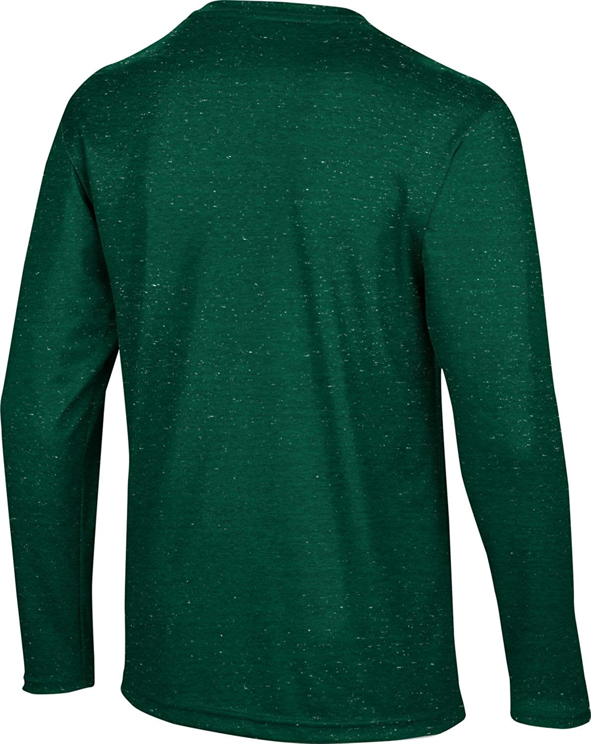 Heather ProSphere North Dakota State University Mens Long Sleeve Tee