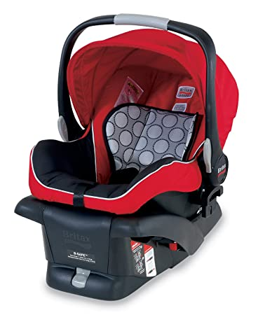 Amazon Britax B Safe Infant Car Seat Red Prior Model Baby