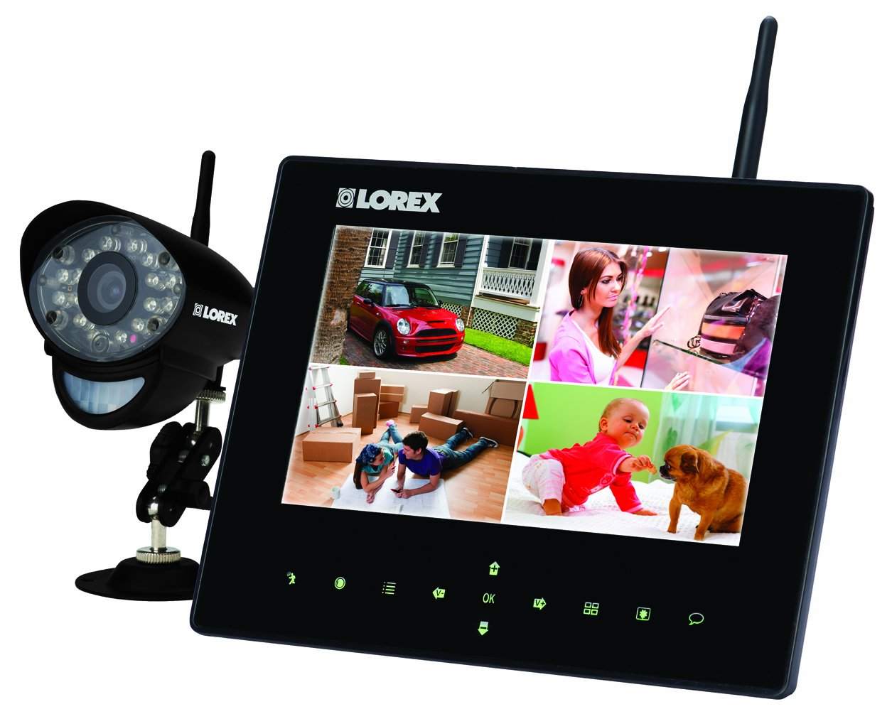 security on motion ip camera server Where does the IP get the html file