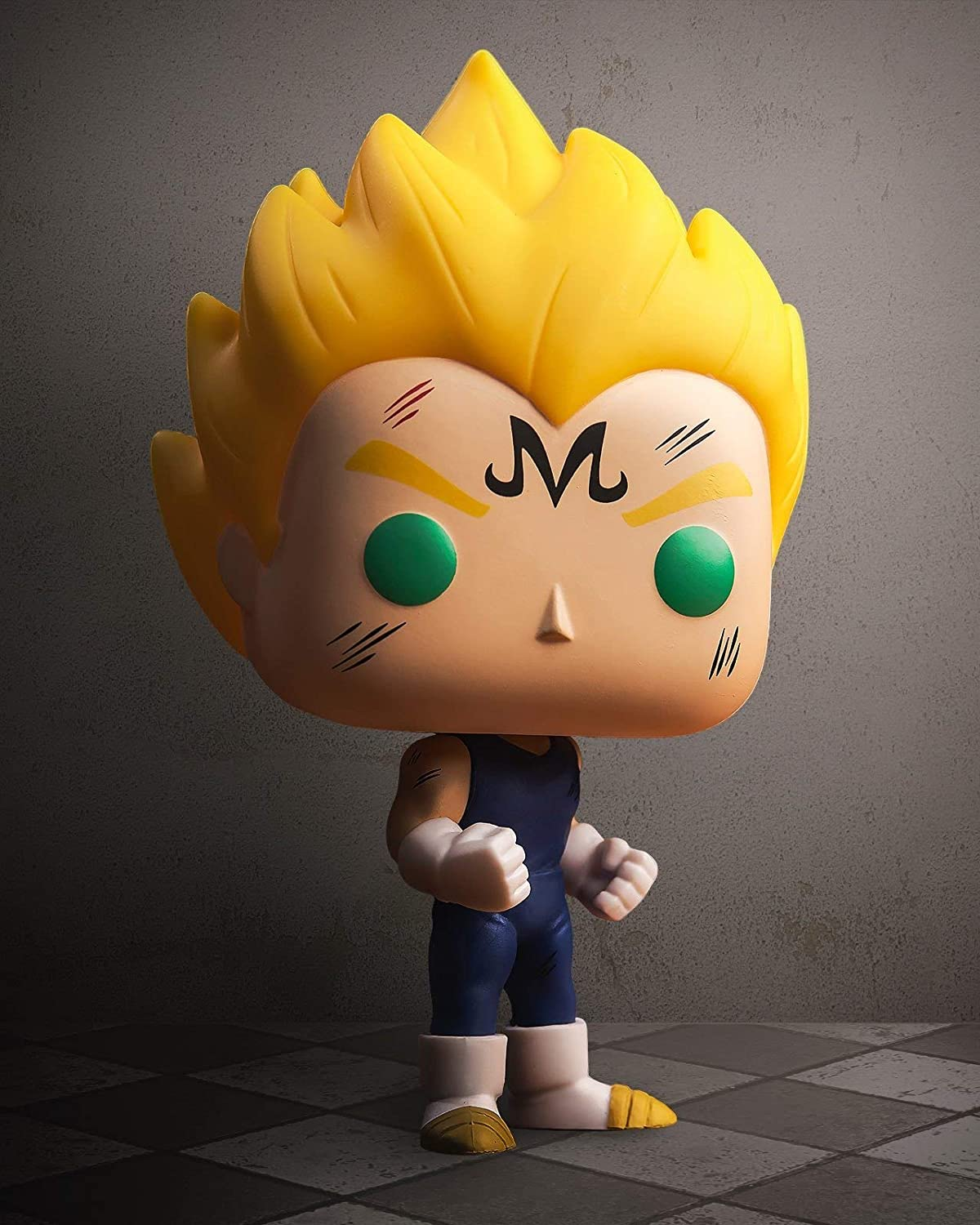 Funko Pop Dragon Ball Z Majin Vegeta Exclusive Over 9000