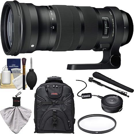 Sigma 120 – 300 mm f/2,8 Deportes DG APO OS HSM Objetivo Zoom con ...