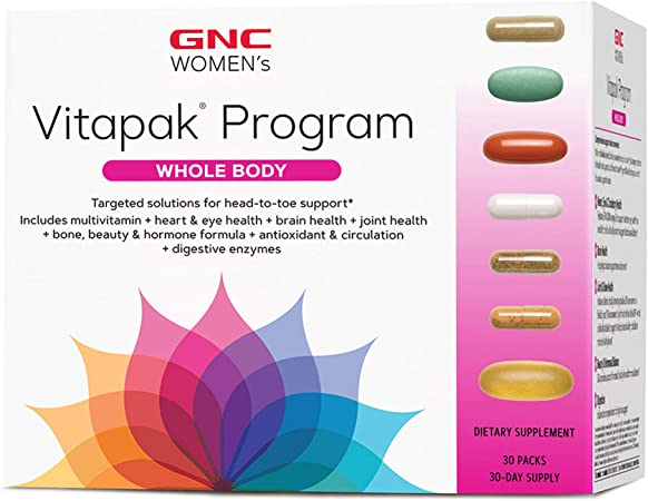 GNC Women's Vitapak Program - Whole Body