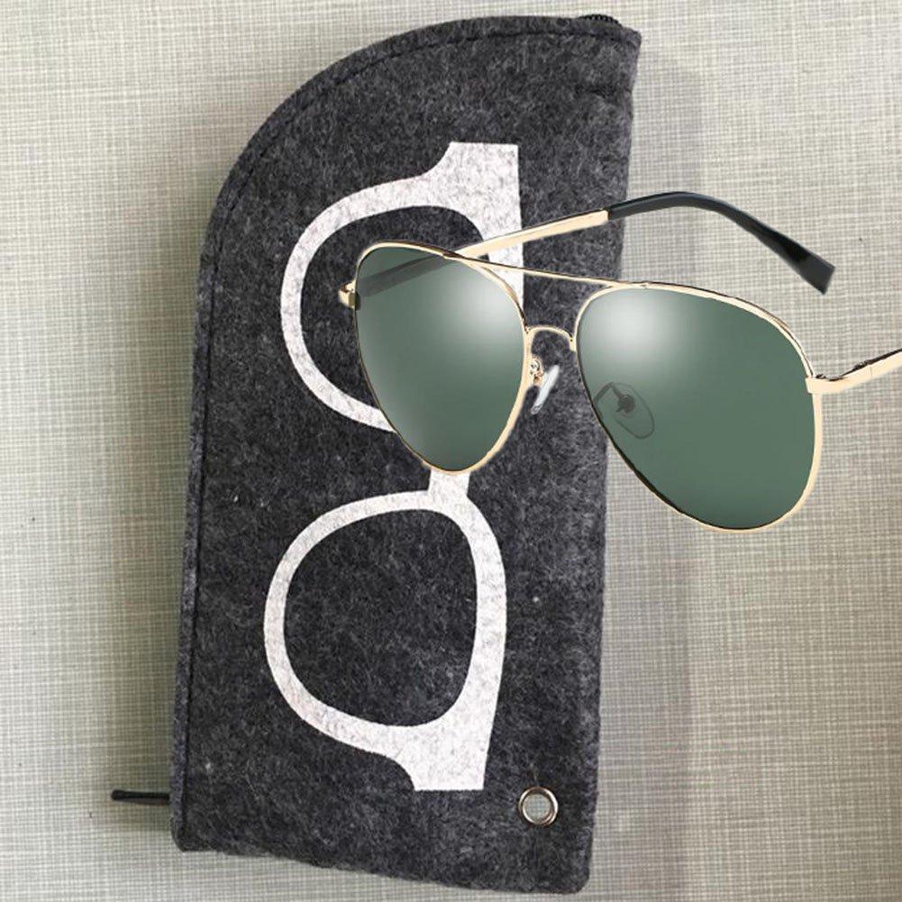 Ellaao /Étui /à lunettes rigide de grande capacit/é/Étui de protection/Étui /à lunettes rigide pour hommes l/éger et l/égerpour lunettes design caisse stockage pour hommes femmes