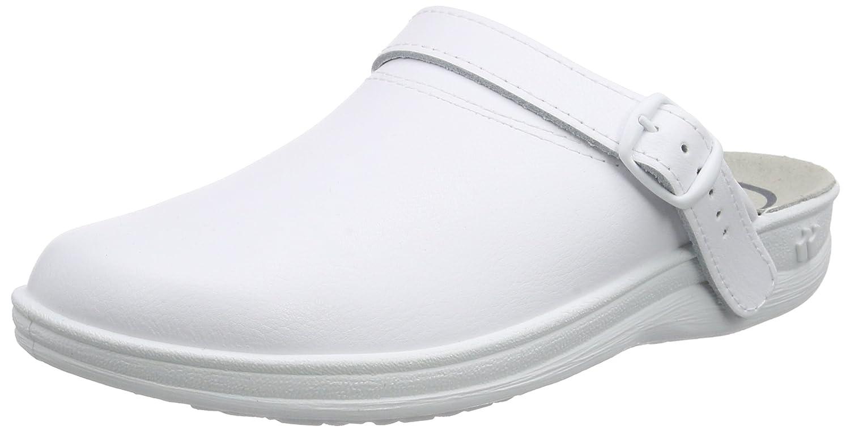 Romika Village 311 G, Damen Pantoffeln, Weiß (Weiß 000), 41 EU