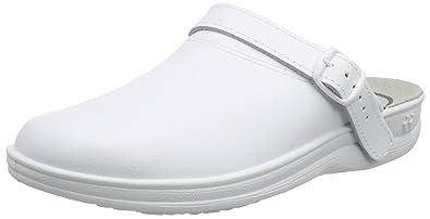 Romika Village 373, Damen Pantoffeln, Weiß (Weiß 000), 36 EU