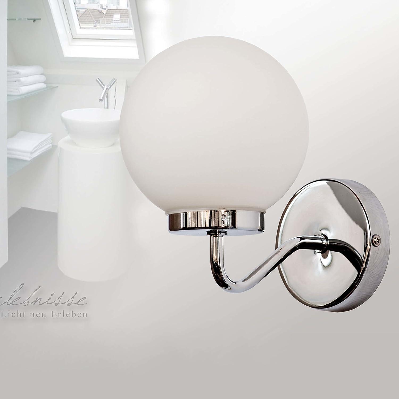 Licht-erlebnisse Adorabile lampada a sfera per il bagno 1//1//739