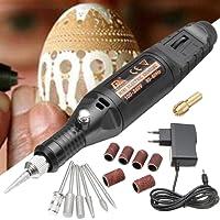 Electric Engraving Engraver Pen Carve Grinder Tool Kit Jewelry Metal Glass Wood