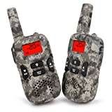 Amazon Price History for:Walkie talkies for kids, UOKOO Kids Walkie Talkies 22 Channel FRS/GMRS Two Way Radio Up to 3KM UHF Handheld Walkie Talkies, Toys for 5-year Old Boys and Girls(Camo)
