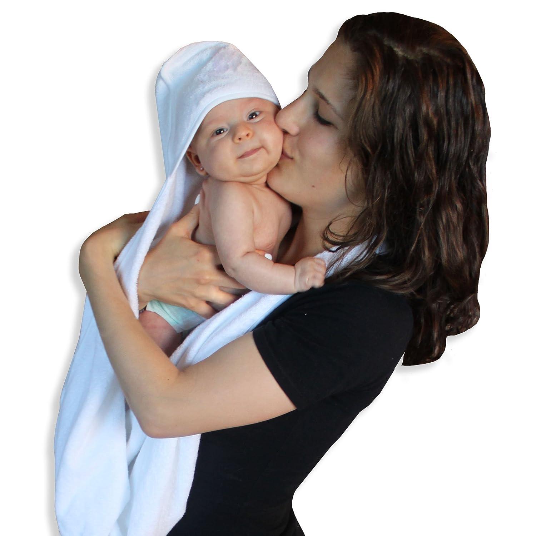 Baby Works Hands Free Hoodie Apron Towel 29330