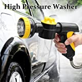 Winnerbe Adjustable High Pressure Car Washer Gun