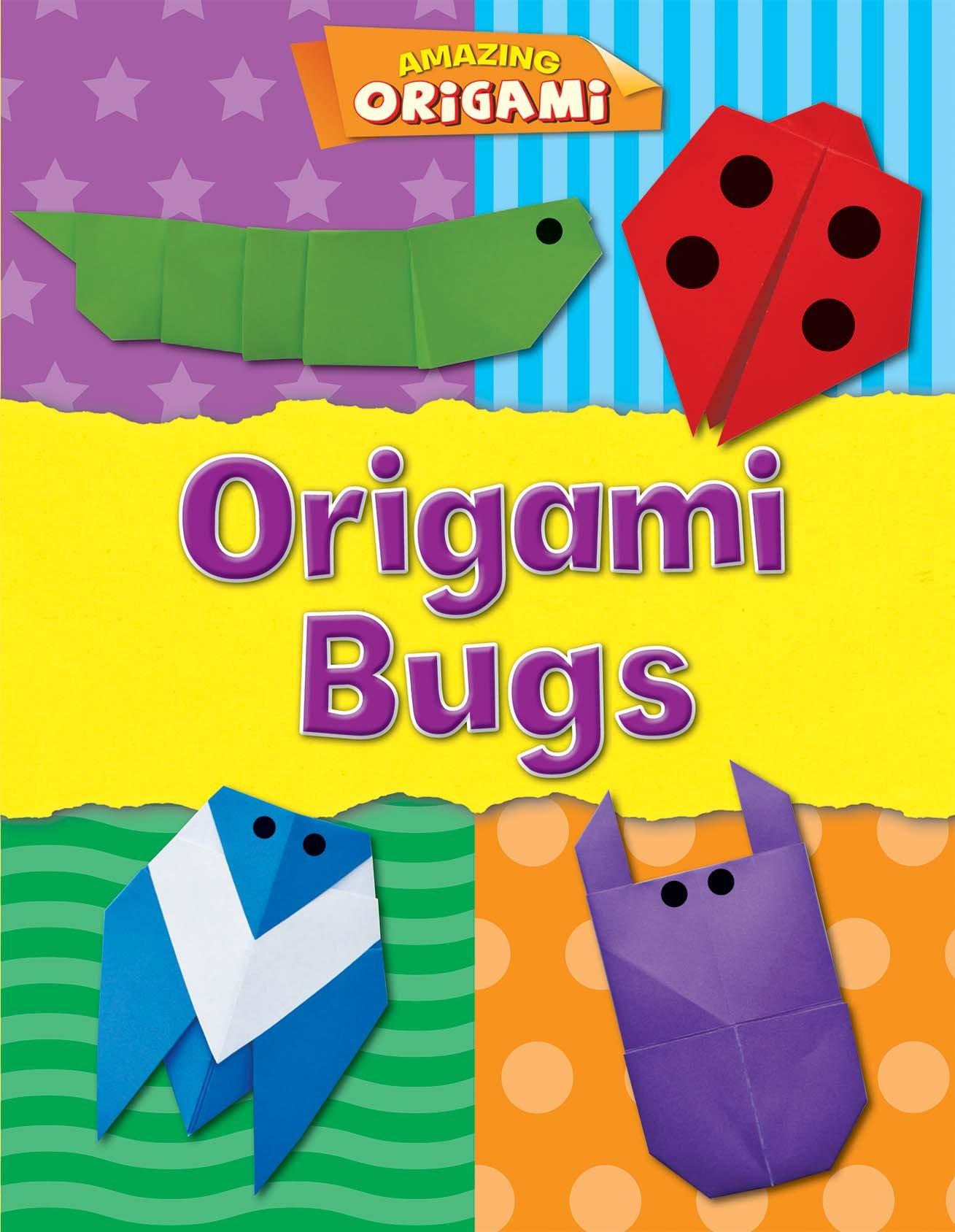 Download Origami Bugs (Amazing Origami) pdf epub