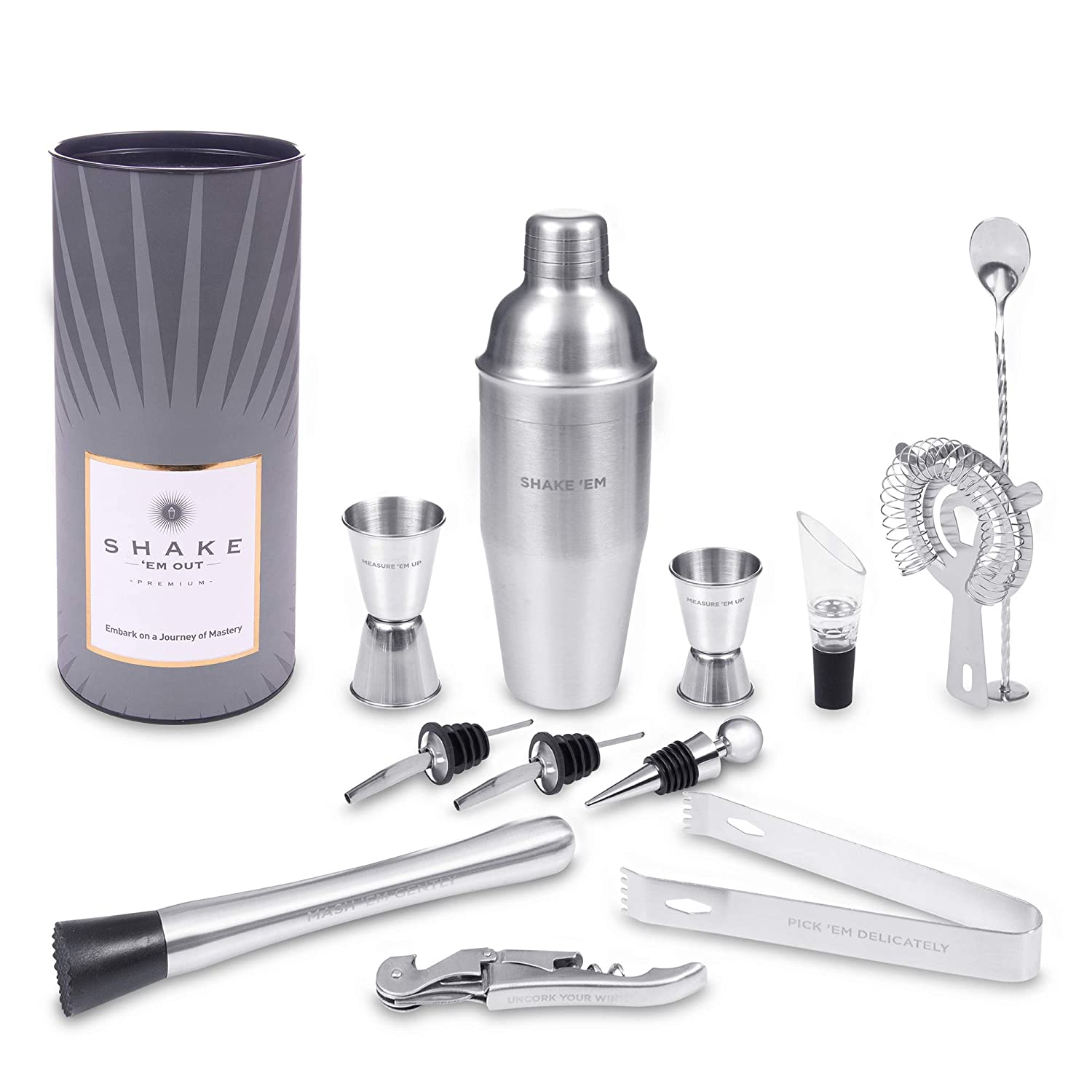 Barware Stainless Steel Shaker Cup Cocktail Shake Cup Shaker Fancy The Blender Bar Supplies Tool Bar Accessories Other Bar Accessories Barware
