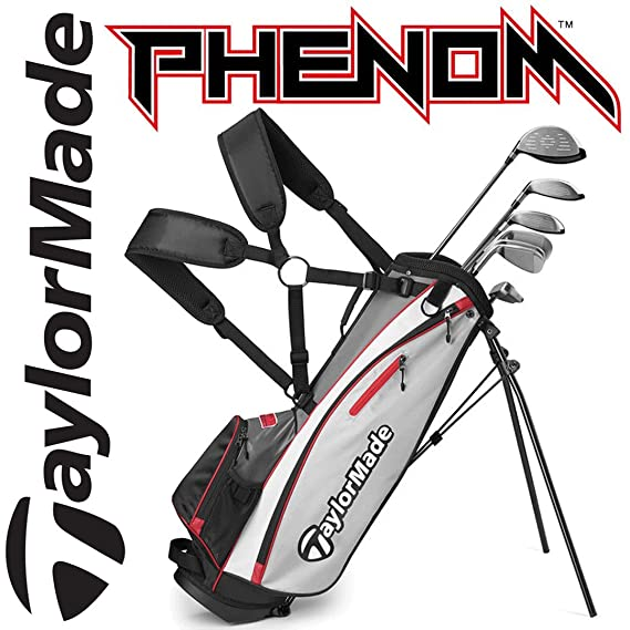 nuevo 2016 TaylorMade Phenom Juego completo de palos de golf ...