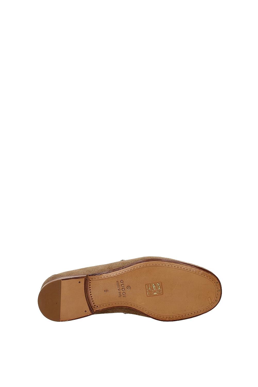 Mocasines Gucci Hombre - Gamuza (307929CLB00) EU: Amazon.es: Zapatos y complementos