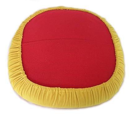 Amazon Com Slip On Cushion Cover For Saarinen Tulip Side Chair