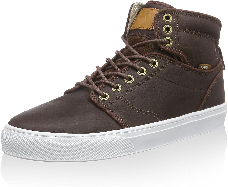 Vans Alomar Shoes Duck Hunt Brown White