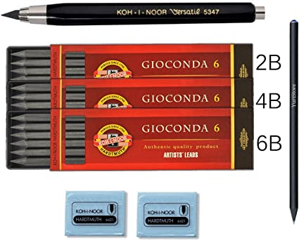 Koh-I-Noor Gioconda 5.6/mm porta 2B