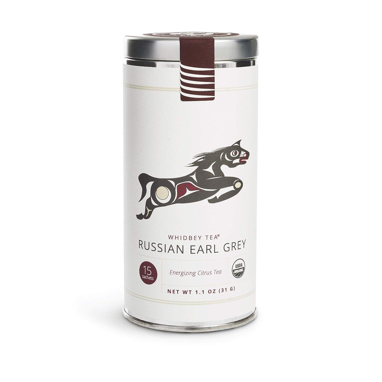 Sachet Tin Russian Earl Grey