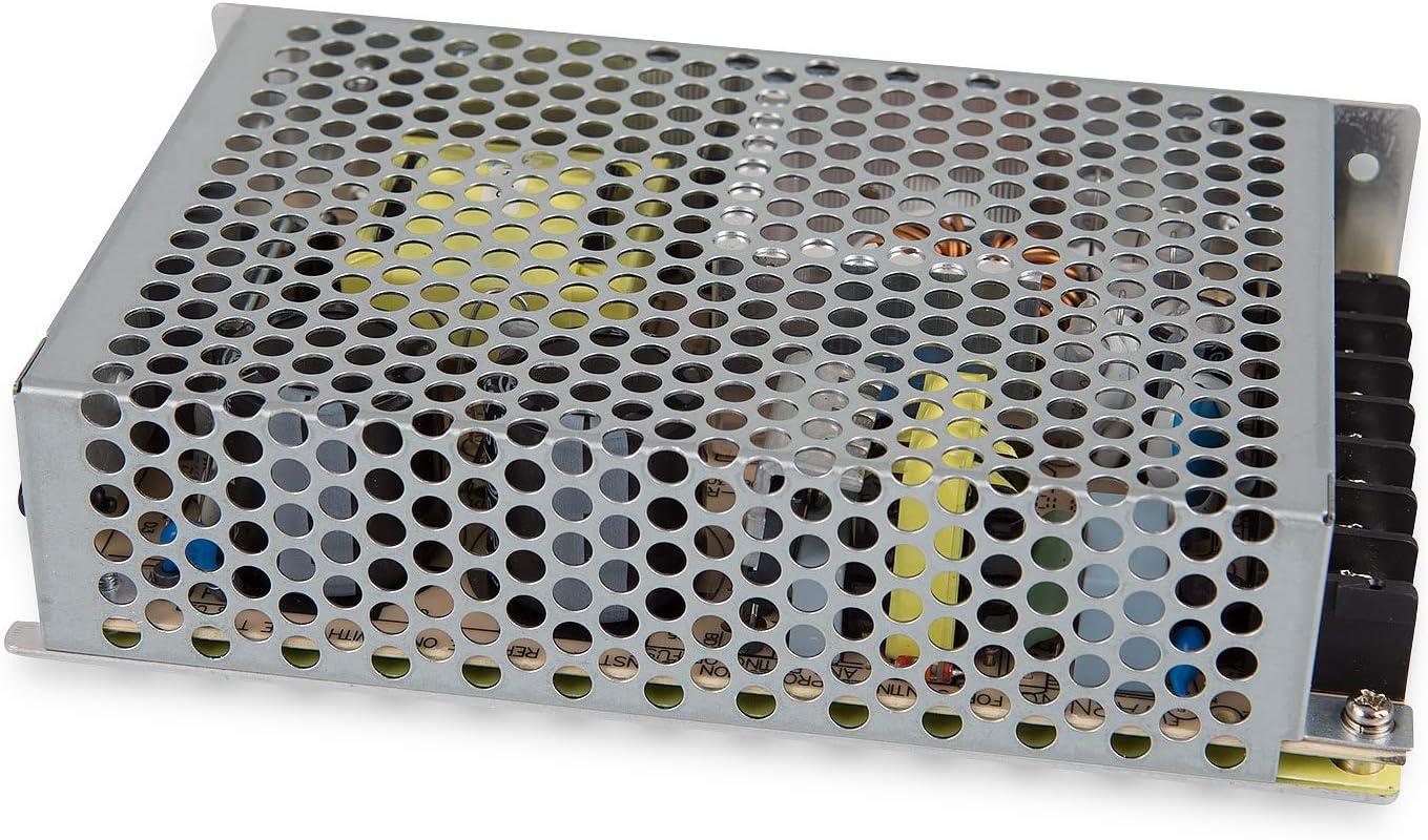 RS-100-24 Bloc dalimentation LED transformateur pour /éclairage LED 24 V//DC//0-4,5 A//108 WW